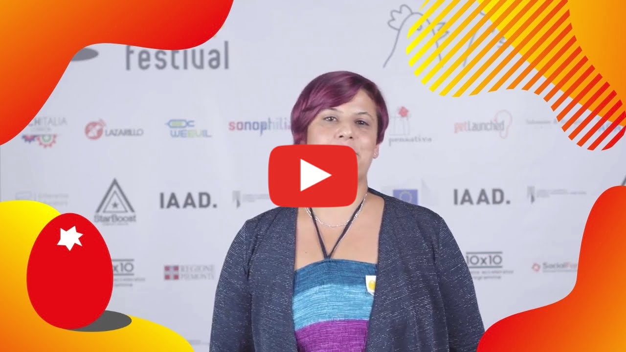 Pitching Start-Ups at the European Startup Festival 2018