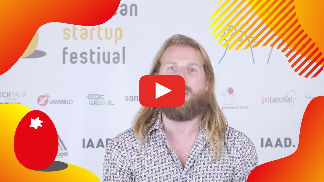 Speakers at the European Startup Festival 2018